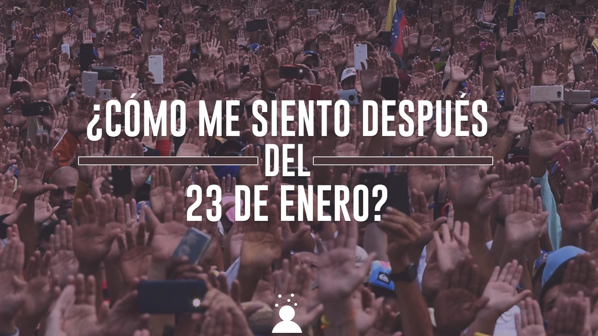 23 DE ENERO
