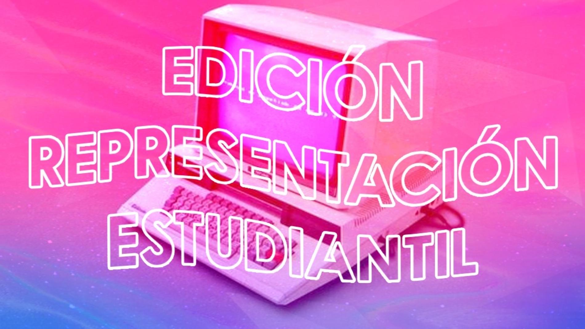 Representación Estudiantil